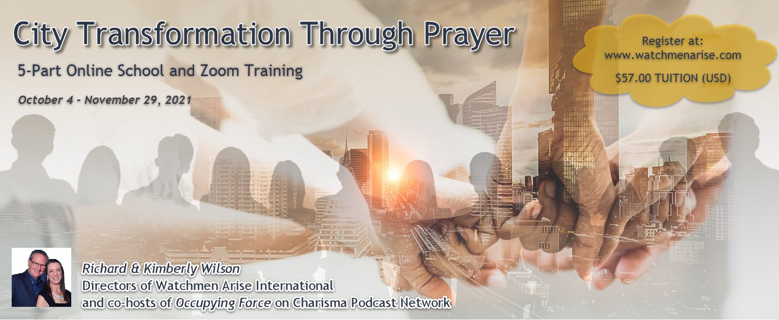 City Transformation Through Prayer