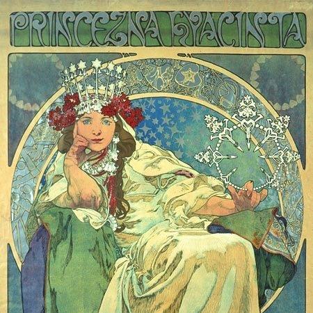 Online College: Godinnen van de Art Nouveau