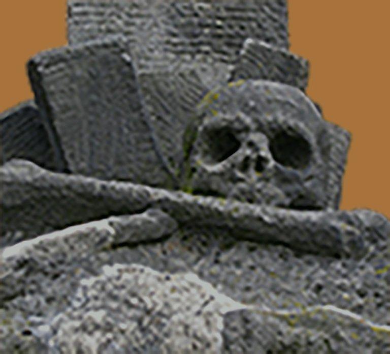 Stones + Bones at Samhain